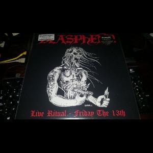 """BLASPHEMY """"Live Ritual"""" Lp"""