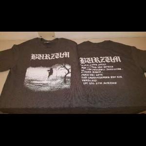 "BURZUM ""Burzum"" T-shirt Size S"