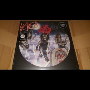 """SLAYER """"Live Undead"""" Lp"""