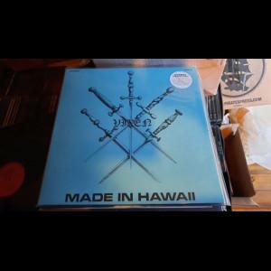 "VIXEN ""Made in Hawaii"" Lp"