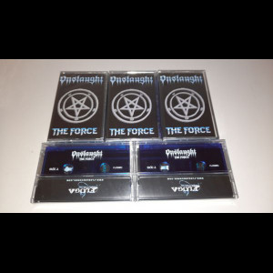 """ONSLAUGHT """"The Force"""" Tape"""