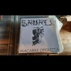 "SAMAEL ""Macabre Operetta"" Ep"