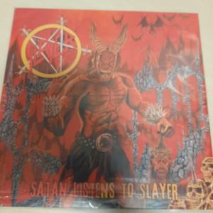 "SLAYER ""Satan Listens to..."