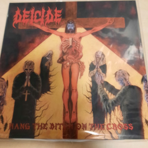 """DEICIDE """"Hang the Bitch on..."""