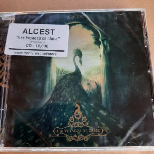 """ALCEST """"Les Voyages de..."""