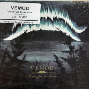 """VEMOD """"Venter På Stormene"""" Cd"""
