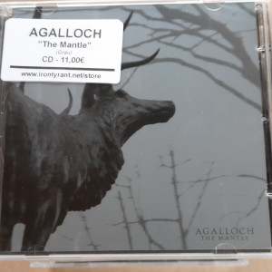"""AGALLOCH """"The Mantle"""" Cd"""