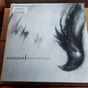 """AGALLOCH """"Ashes Against the..."""