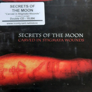 """SECRETS OF THE MOON """"Carves..."""