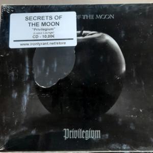 SECRETS OF THE MOON...