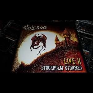 """VULCANO """"Live II -..."""