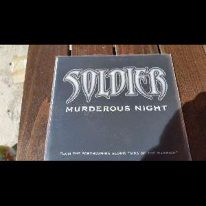 "SOLDIER ""Murderous Night"" Ep"
