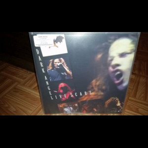 "DARK ANGEL ""Live Scars"" Lp"